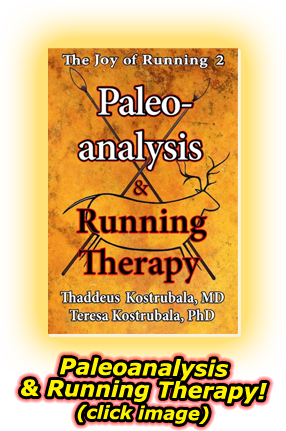 Paleoanalysis and Running Therapy - Click Image